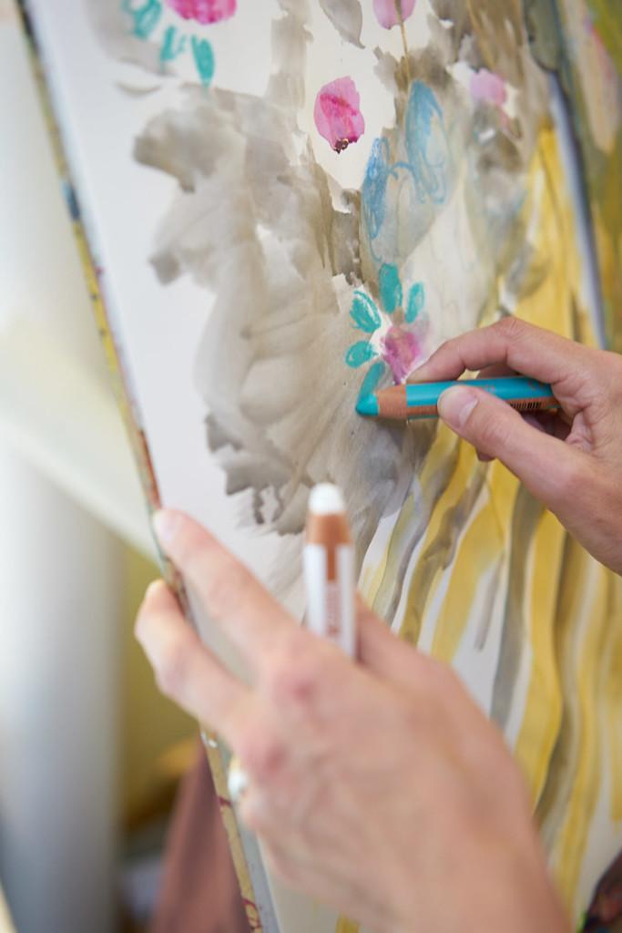 Kunst- und Gestaltungstherapie